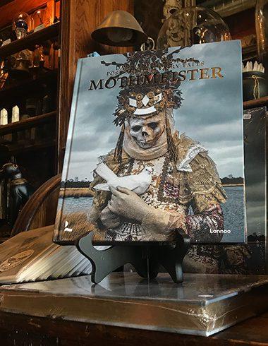 Mothmeister: Dark & Dystopian Post-Mortem Fairytales